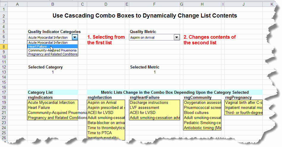Drop Down Menu Template Awesome Creating Cascading Drop Down Menus In Excel