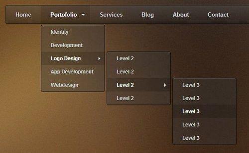 Drop Down Menu Template Lovely 30 Drop Down Menu Free & Premium Premium HTML Templates