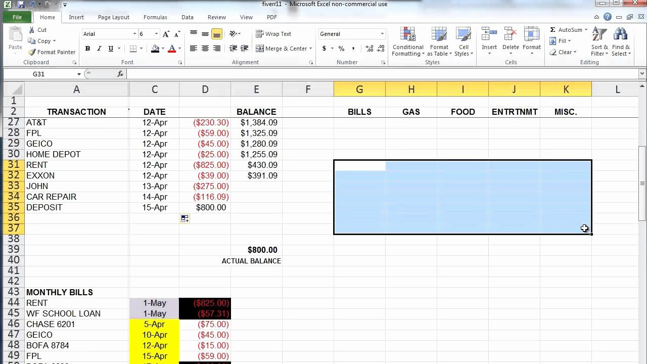 Easy Excel Budget Template New Simple Bud Template Excel Samplebusinessresume