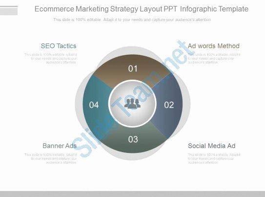 Ecommerce Marketing Plan Template Inspirational App E Merce Marketing Strategy Layout Ppt Infographic