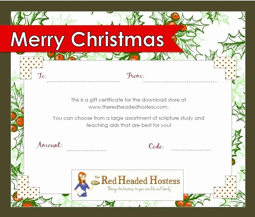 Editable Gift Certificate Template New Editable Gift Certificate Template Word Free Printable and