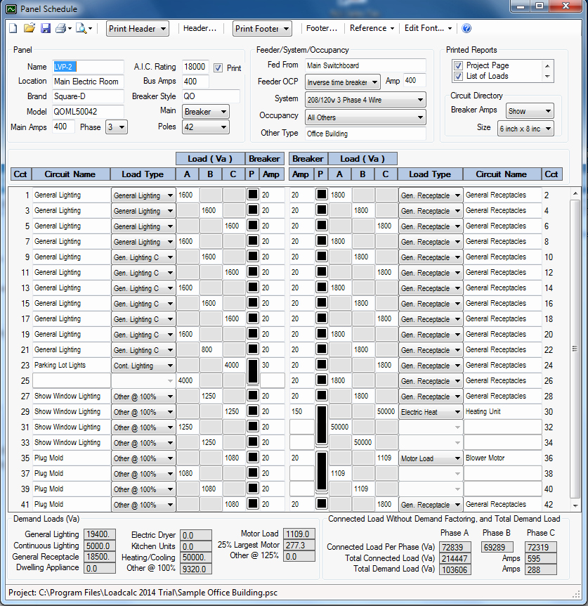 Electrical Panel Schedule Template Excel Luxury Panel Schedule Template Excel