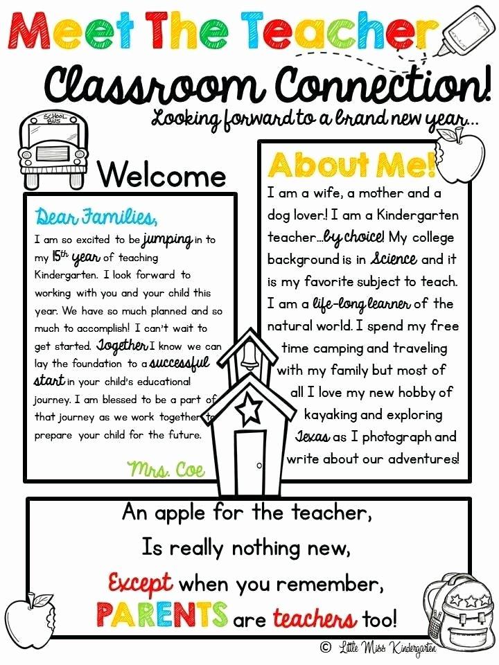Elementary Classroom Newsletter Template Beautiful Inspirational School Newsletter Templates Editable