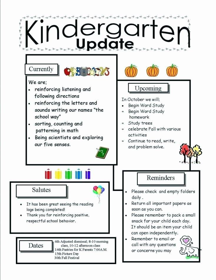 Elementary Classroom Newsletter Template Unique Chevron Classroom Newsletter Template Elementary Class
