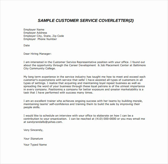 Email Cover Letter Template Beautiful 8 Email Cover Letter Templates Free Sample Example