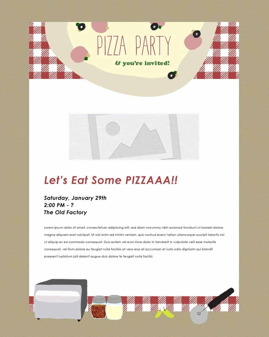 Email Party Invite Template Unique Invitation Email Marketing Templates Invitation Email
