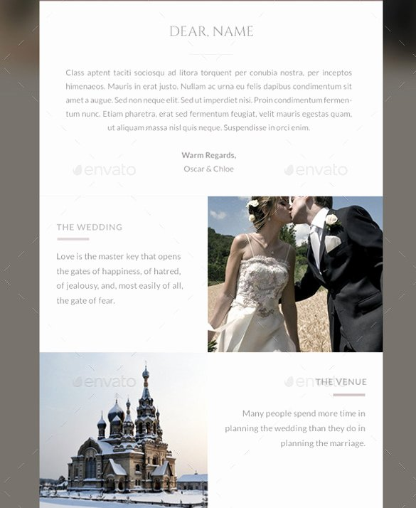 Email Wedding Invitation Template Luxury 15 Email Invitation Template Free Sample Example