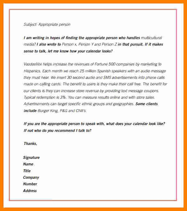 Email Writing Template Professional Awesome 5 Professional Email Outline
