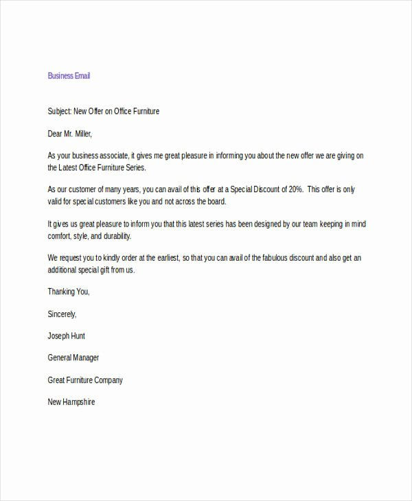 Email Writing Template Professional New 9 Business Email Examples & Samples Pdf Doc