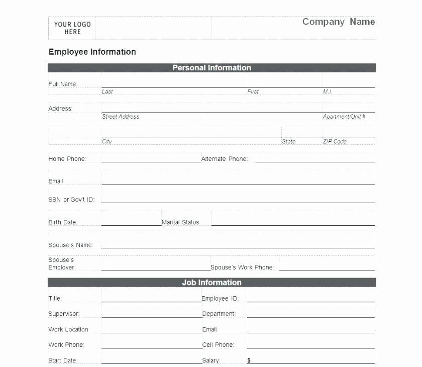 Emergency Medical form Template Elegant Emergency Medical form Template – Falgunpatel