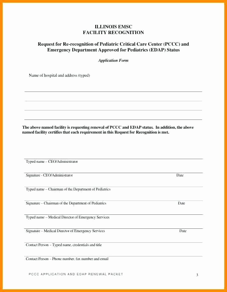 Emergency Room form Template Unique Emergency Room Release form – Threestrands