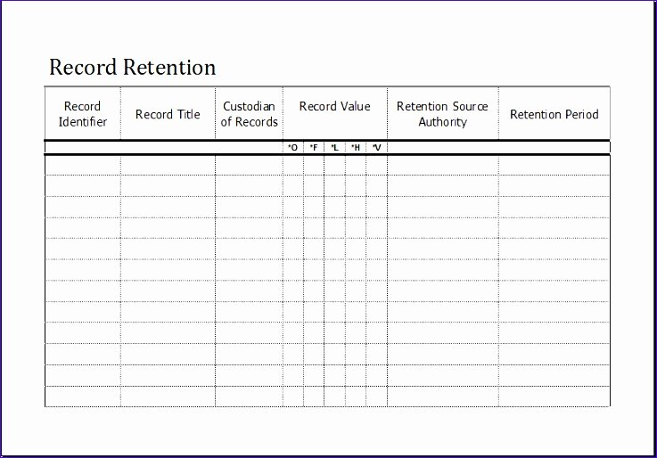 Employee attendance Records Template Inspirational 11 Employee attendance Tracker Exceltemplates