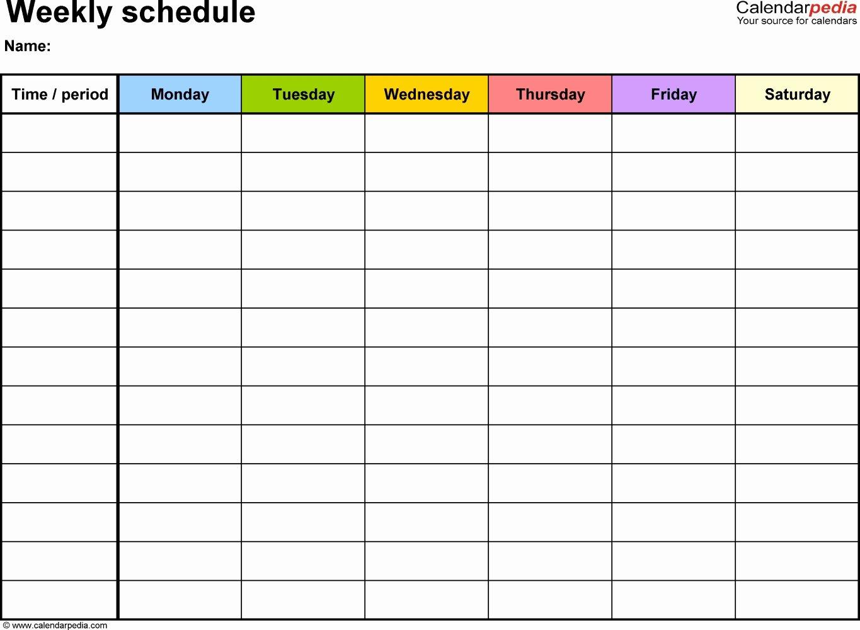 Employee Break Schedule Template Elegant Employee Lunch Break Schedule Template