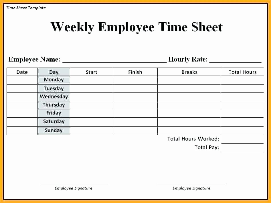Employee Break Schedule Template Fresh Lunch Break Schedule Template and Employee – Chaseevents