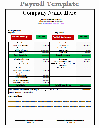 Employee Compensation Plan Template Luxury Employee Payroll Template by Payslipstemplates