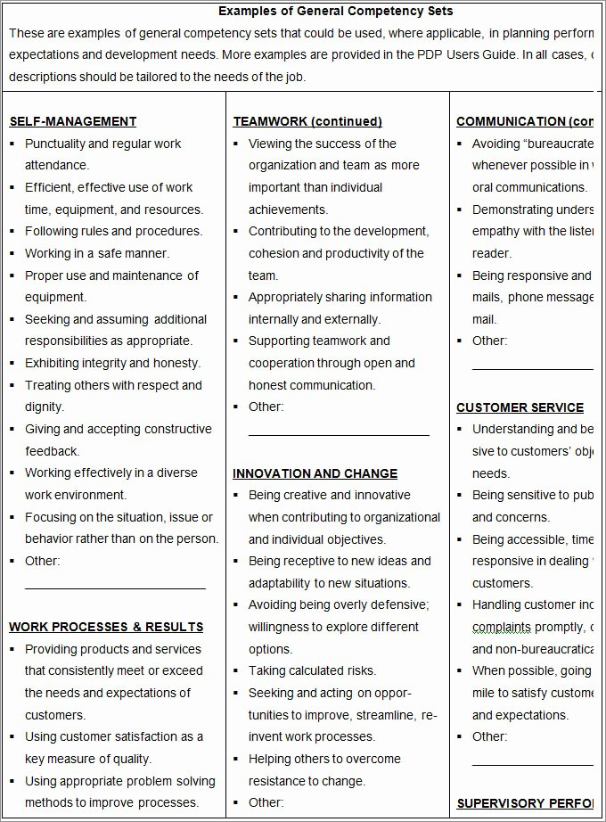 Employee Development Plan Template New 7 Best Employee Development Plan Templates Word Pdf