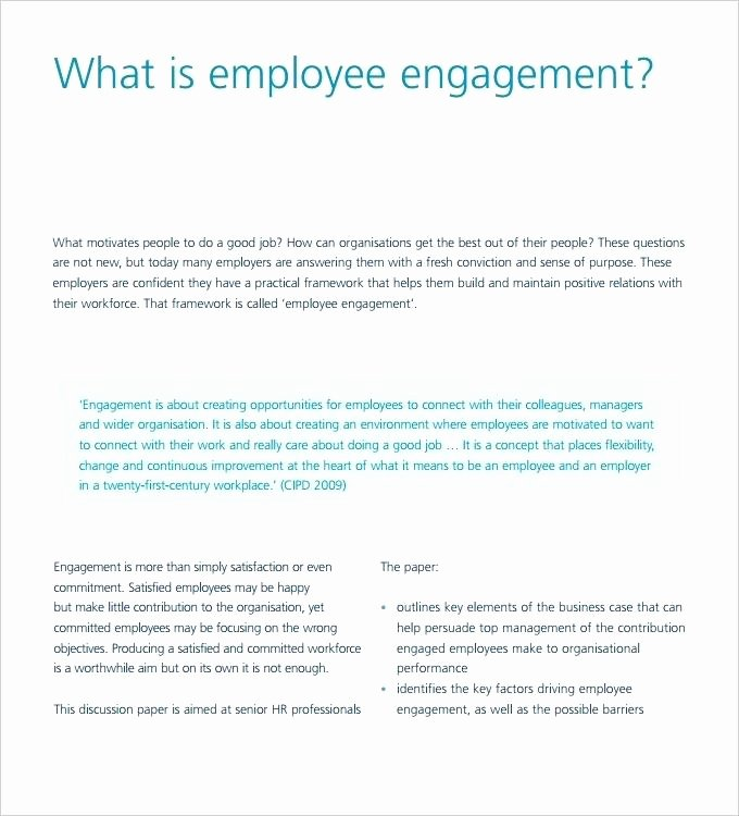 Employee Engagement Action Plan Template Inspirational Munity Engagement Plan Example Marketing Planner Plans