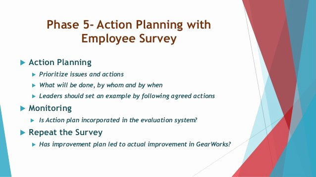 Employee Engagement Action Planning Template Best Of Employee Engagement Survey