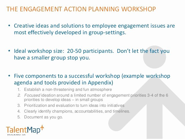 Employee Engagement Action Planning Template Fresh after the Employee Engagement Survey now What Best