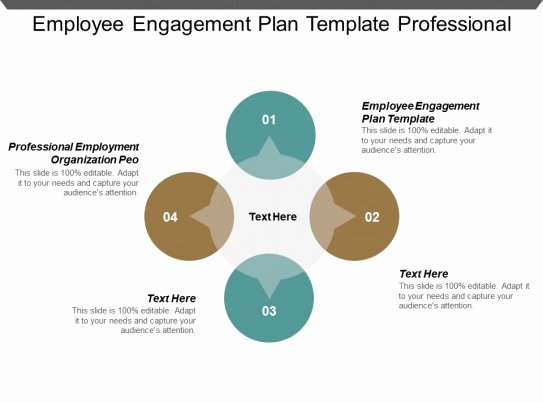 Employee Engagement Plan Template Lovely Employee Engagement Plan Template Professional Employment
