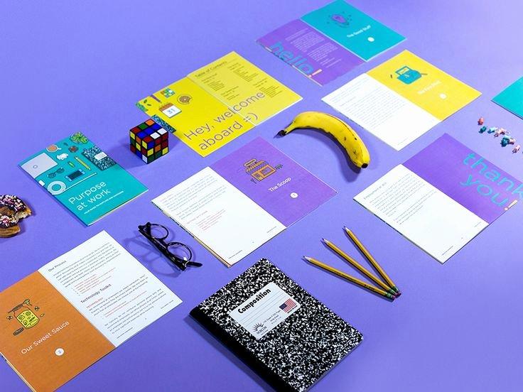 Employee Handbook Design Template Awesome Best 25 Employee Handbook Ideas On Pinterest