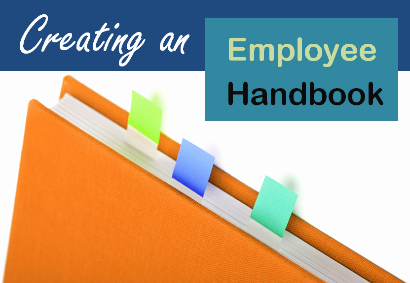 Employee Handbook Design Template Awesome Create An Employee Handbook Free