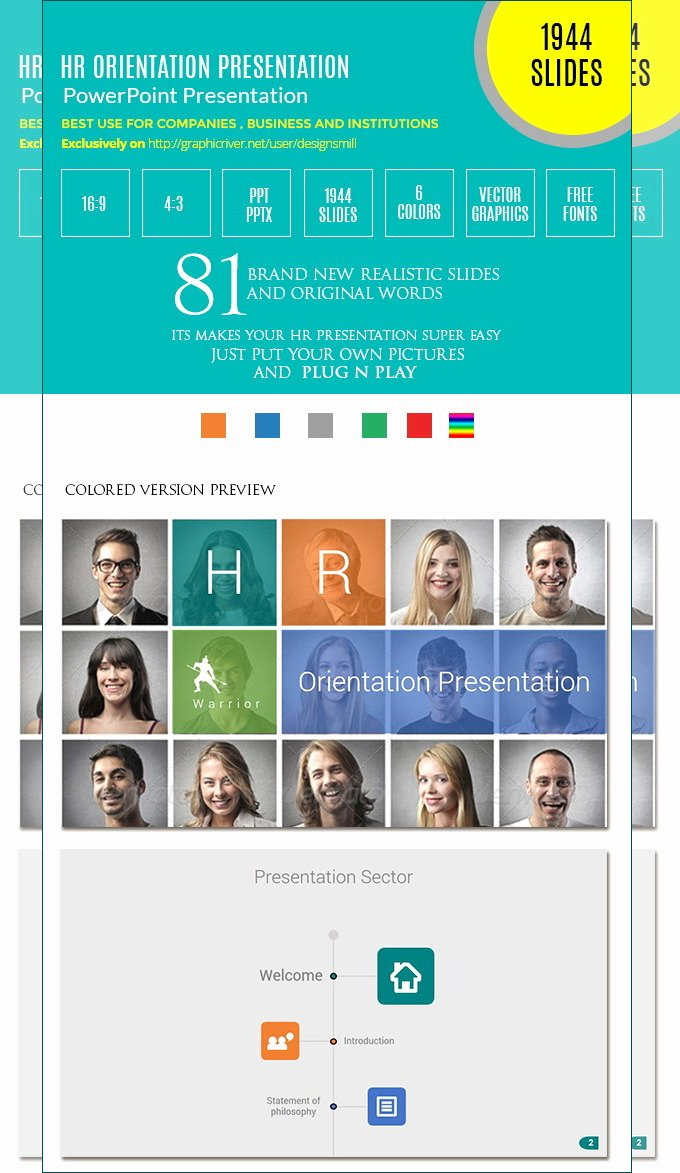 Employee Handbook Design Template Beautiful 14 Sample Employee Handbook & Manual Templates