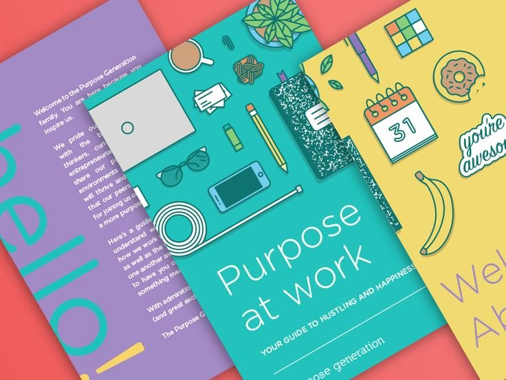 Employee Handbook Design Template Elegant Best 25 Employee Handbook Ideas On Pinterest