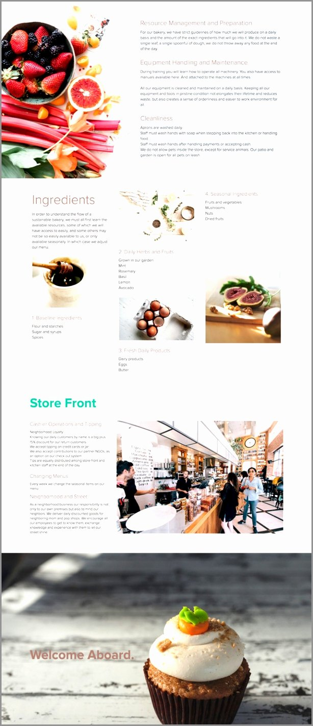 Employee Handbook Design Template Inspirational Employee Handbook Template Magnificent Pics – Studiootb