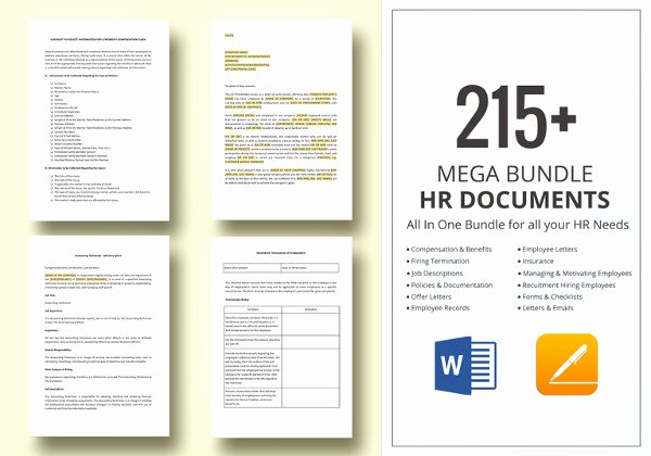 Employee Handbook Design Template Lovely 14 Sample Employee Handbook & Manual Templates