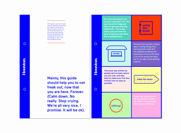 Employee Handbook Design Template Lovely the Most Creative Employee Handbooks Ever
