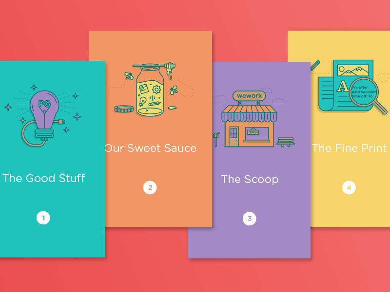 Employee Handbook Design Template Luxury Employee Handbook by Kyle Anthony Miller Dribbble