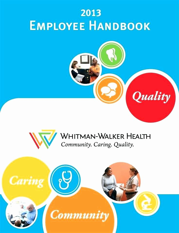Employee Handbook Design Template Luxury Employee Handbook Cover Design Template Start with the