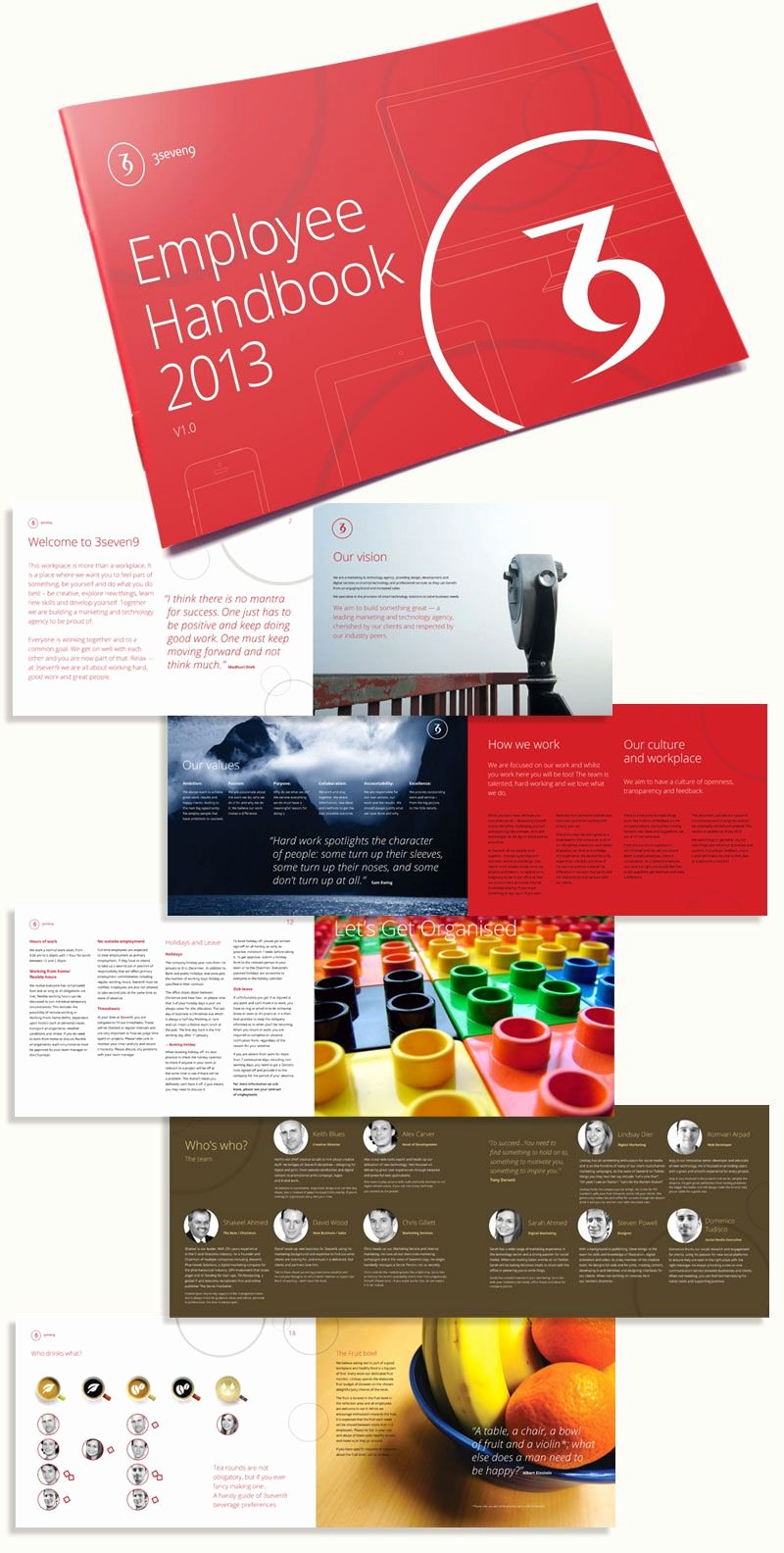Employee Handbook Design Template New Best 25 Employee Handbook Ideas On Pinterest