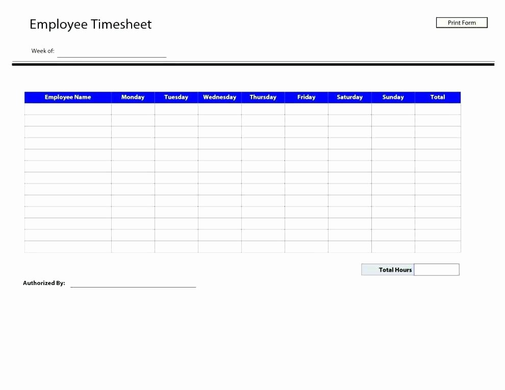 Employee Hourly Schedule Template Lovely Hour Time Sheet Template Free Weekly Schedule Work