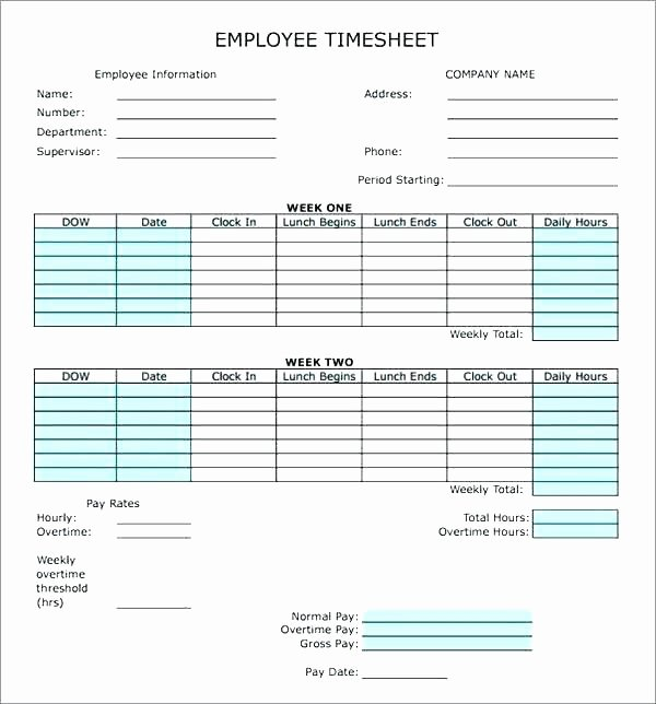 Employee Lunch Schedule Template Beautiful Employee Break and Lunch Schedule Template Fice Sample