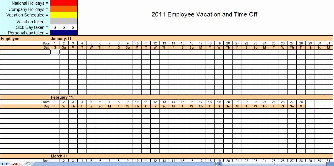 Employee Monthly Schedule Template Beautiful Monthly Employee Schedule Template Excel