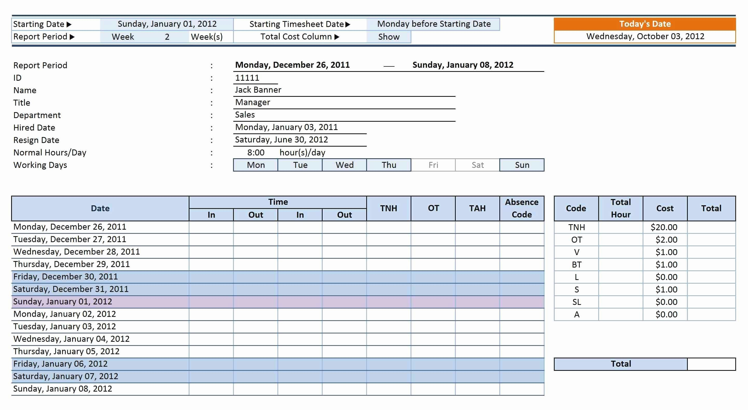 employee performance review template excel unique spreadsheet fill employee time tracking spreadsheet hd wallpaper