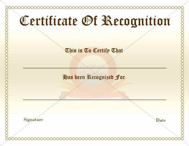 Employee Recognition Award Template Awesome Best Employee Award Certificate Templates Template