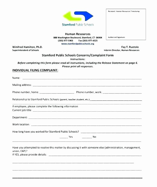 Employee Recognition Program Template New Employee Recognition Nomination form Template the Month