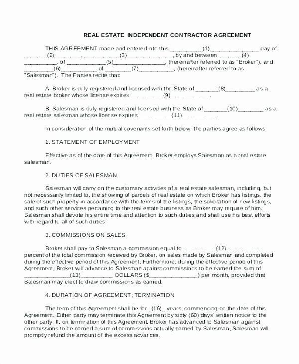 Employee Sales Commission Agreement Template Elegant Employee Sales Mission Agreement Template – asrefo