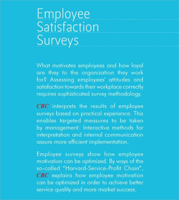 Employee Satisfaction Survey Template Luxury Employee Satisfaction Survey 16 Download Free Documents