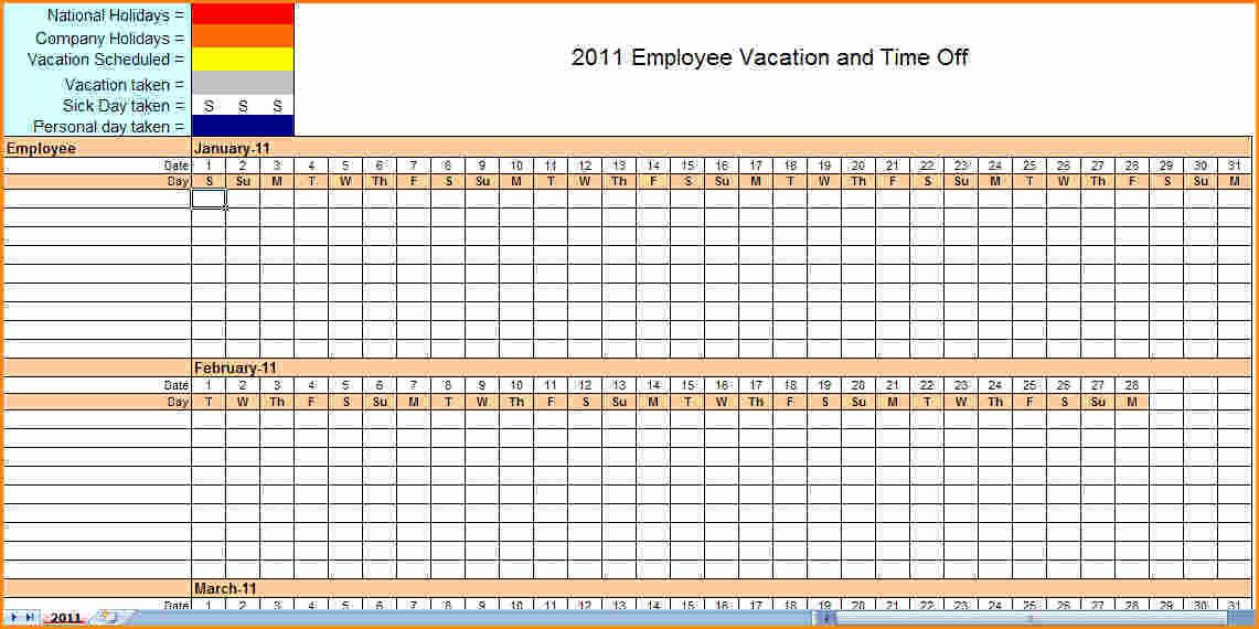 Employee Schedule Calendar Template Awesome Blank Monthly Employee Schedule Template Templates