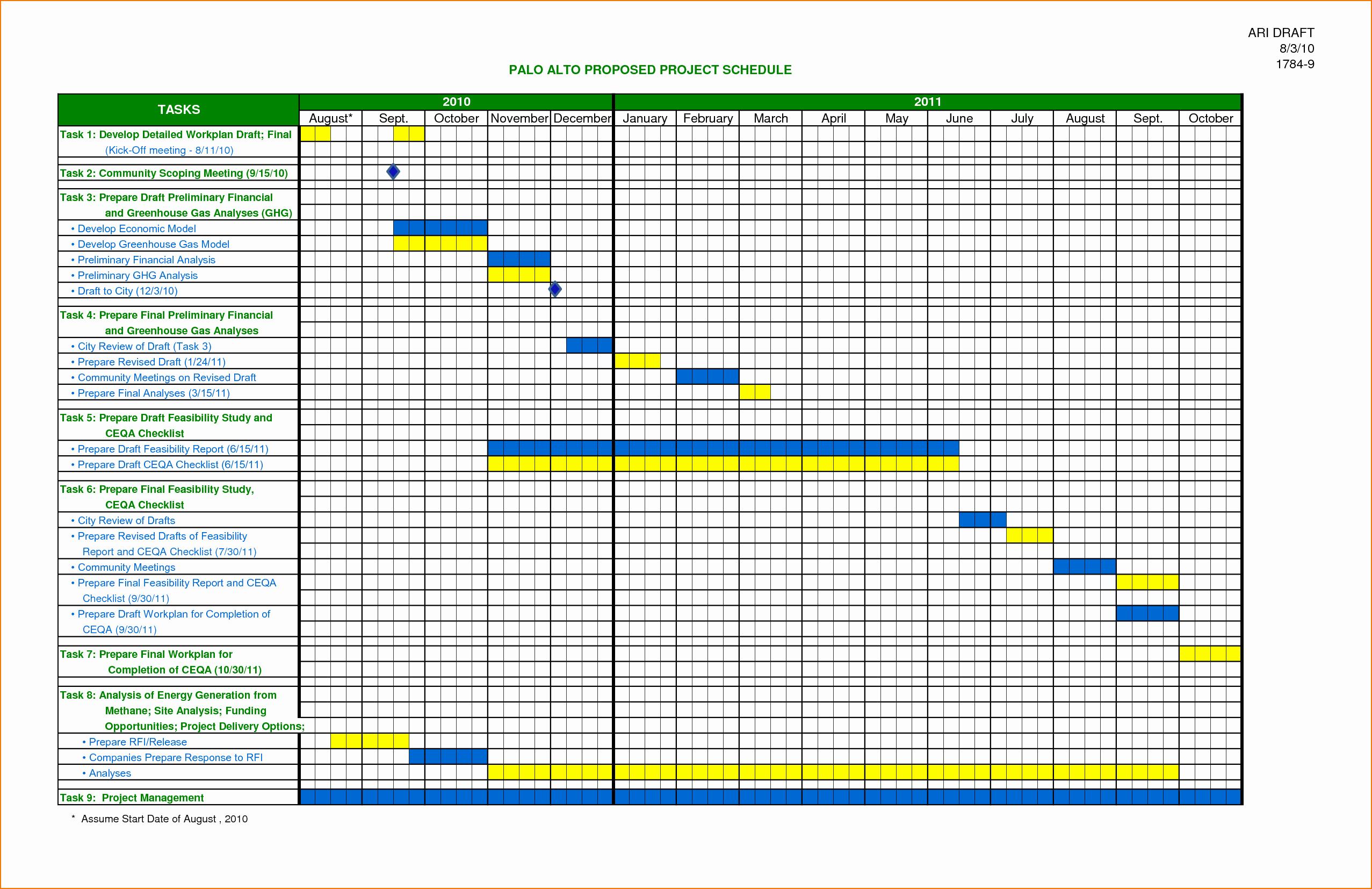 Employee Schedule Calendar Template Elegant 4 Schedule Template Excel