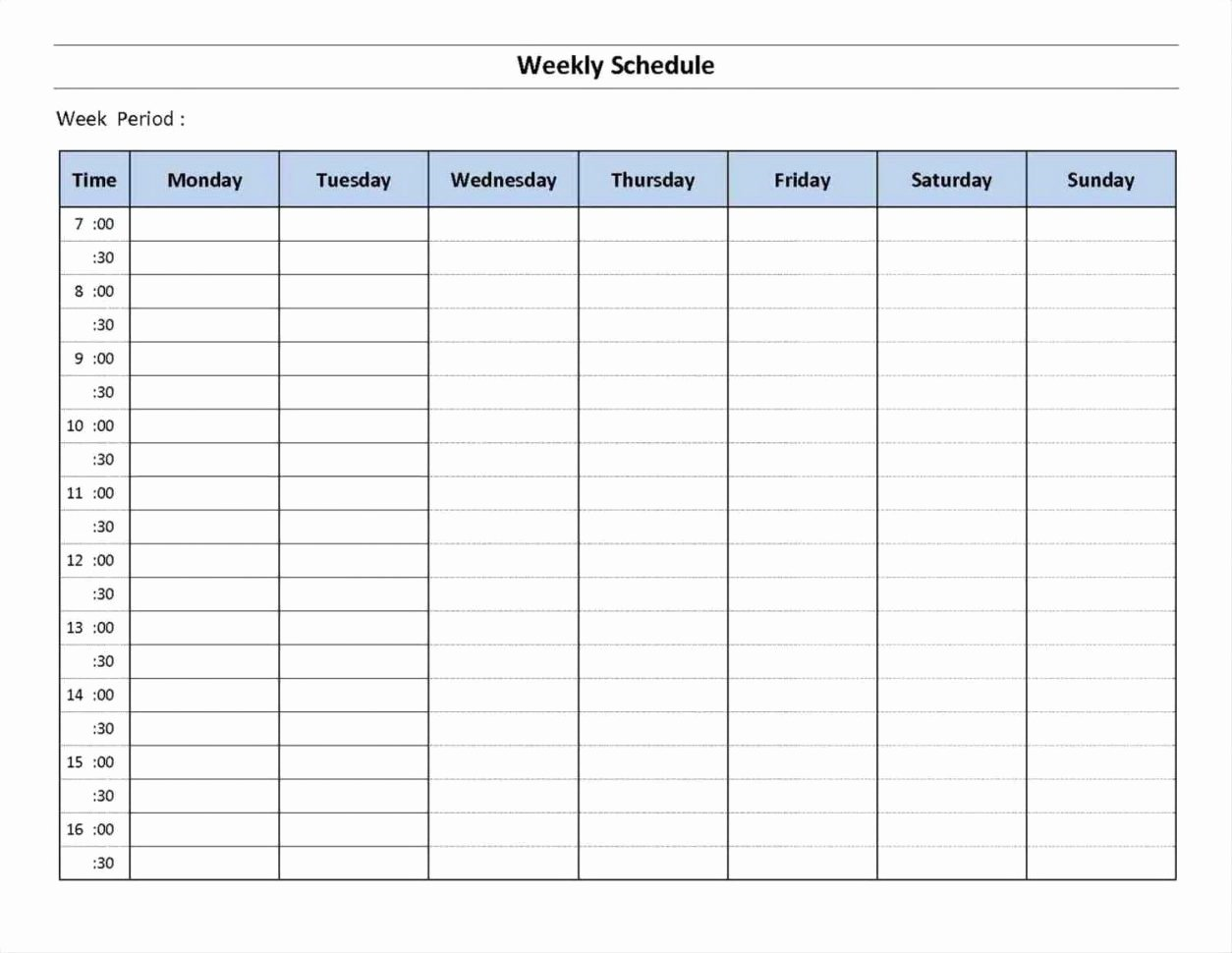 Employee Shift Schedule Template Excel Inspirational Employee Shift Schedule Template Excel Example Of