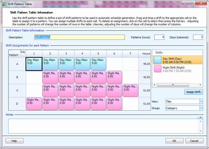 Employee Shift Scheduling Template Inspirational Employee Shift Schedule Template