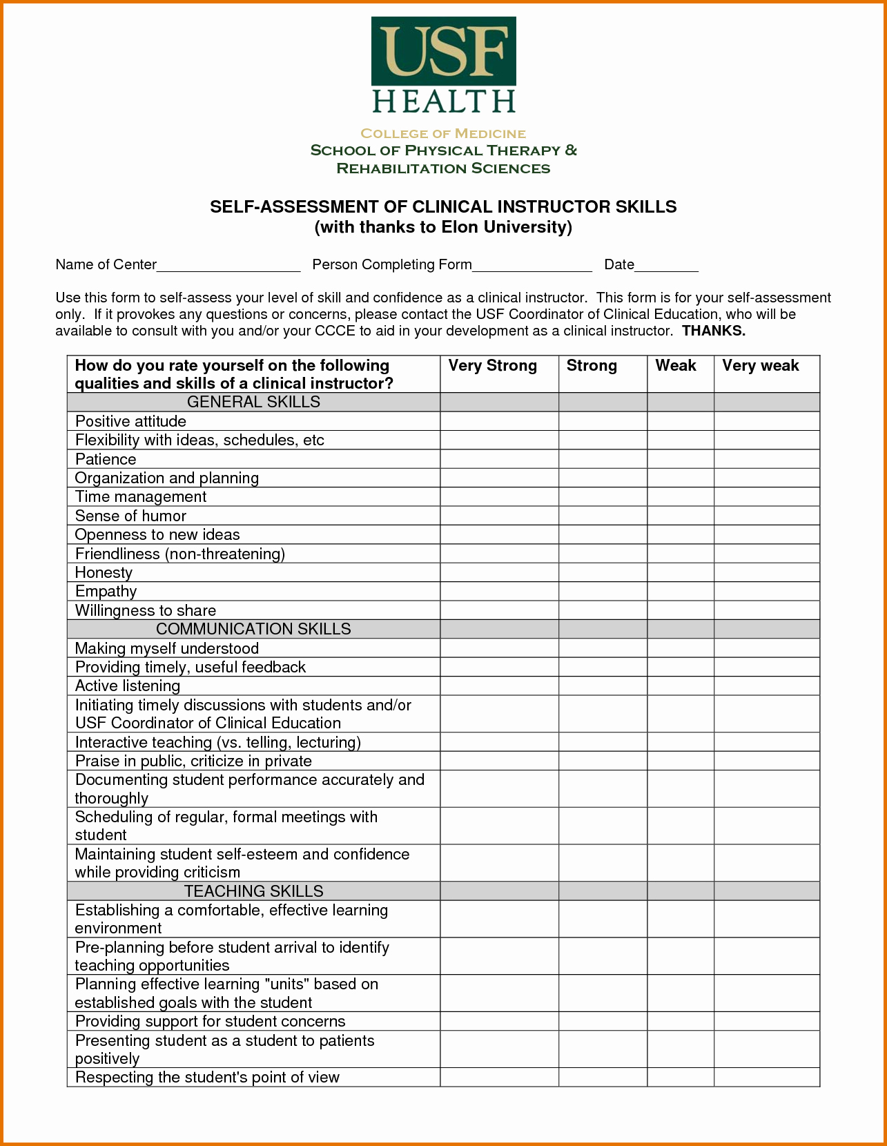 Employee Skills assessment Template New Employee Skills Inventory Template to Pin On