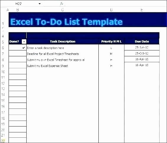 Employee Task List Template Elegant Calendar to Do List Template New Employee Task List