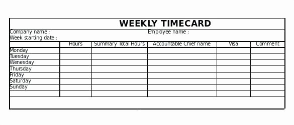 Employee Time Tracking Template Awesome Employee Time Off Tracker Template – Cassifields