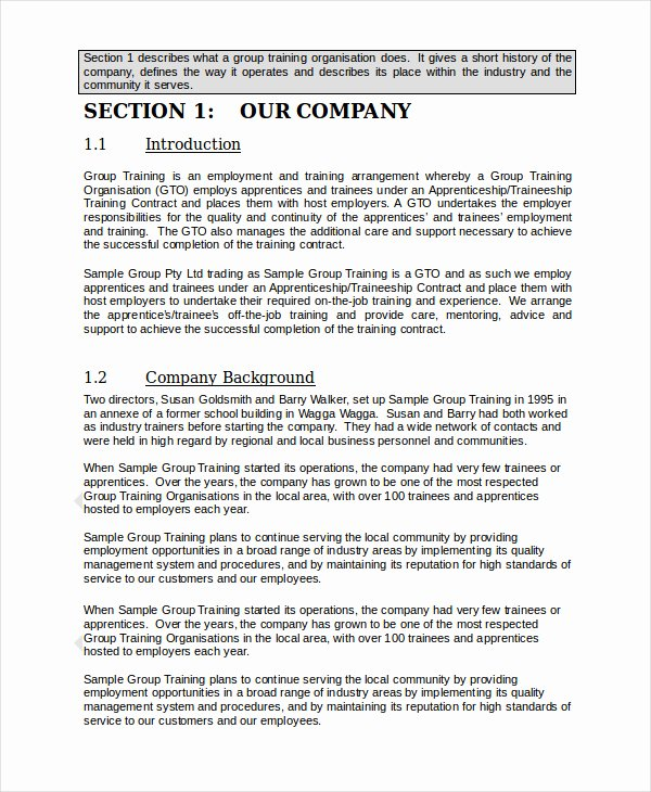 Employee Training Manual Template New Employee Job Training Manual Template Templates Resume